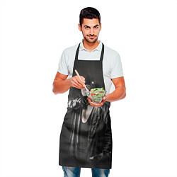 Фартук кулинарный Гробовщик 2 цвета 3D — фото 2