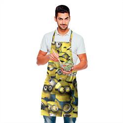 Фартук кулинарный Minions цвета 3D — фото 2
