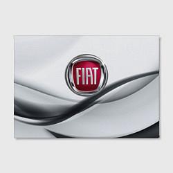 Холст прямоугольный FIAT цвета 3D-принт — фото 2