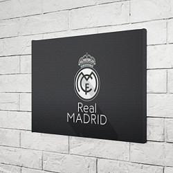 Холст прямоугольный Real Madrid цвета 3D-принт — фото 2