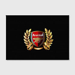 Холст прямоугольный Arsenal цвета 3D — фото 2