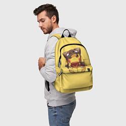 Рюкзак Pikachu цвета 3D — фото 2
