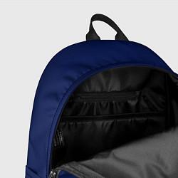Рюкзак Columbus Blue Jackets цвета 3D-принт — фото 2