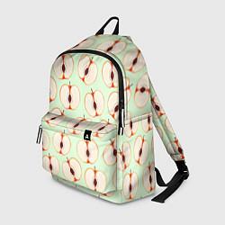 Рюкзак Молодильные яблочки цвета 3D-принт — фото 1