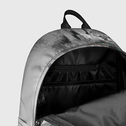 Рюкзак Фитоняшка цвета 3D-принт — фото 2