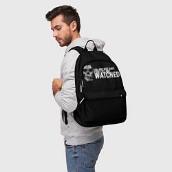Рюкзак Watch Dogs 2 цвета 3D-принт — фото 2