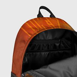 Рюкзак Виктор Цой в ночи цвета 3D — фото 2