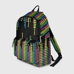 Рюкзак Эквалайзер цвета 3D-принт — фото 1