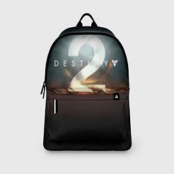 Рюкзак Destiny 2 цвета 3D-принт — фото 2