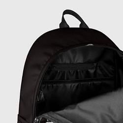 Рюкзак Paparoach: Black style цвета 3D — фото 2