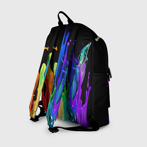 Рюкзак Всплеск красок / 3D – фото 2