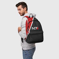 Рюкзак N7 Space цвета 3D-принт — фото 2