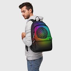 Рюкзак Coldplay Colour цвета 3D — фото 2