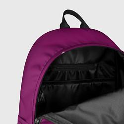 Рюкзак The XX: Purple цвета 3D-принт — фото 2