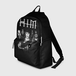 Рюкзак HIM Rock цвета 3D-принт — фото 1