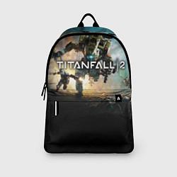 Рюкзак Titanfall Battle цвета 3D — фото 2