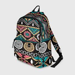 Рюкзак Этника цвета 3D — фото 1
