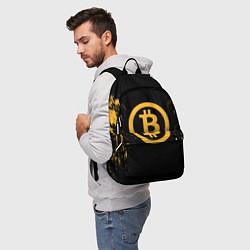 Рюкзак Bitcoin Master цвета 3D-принт — фото 2