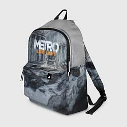 Рюкзак Metro: Last Light цвета 3D-принт — фото 1