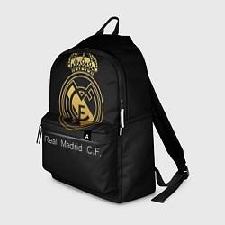 Рюкзак FC Real Madrid: Gold Edition цвета 3D-принт — фото 1