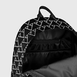 Рюкзак Paul Van Dyk цвета 3D-принт — фото 2