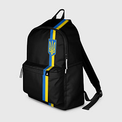 Рюкзак Украина цвета 3D-принт — фото 1