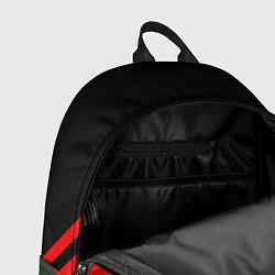 Рюкзак Полиция: Камуфляж цвета 3D-принт — фото 2