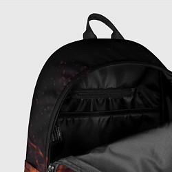 Рюкзак OOMPH! цвета 3D-принт — фото 2