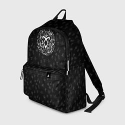 Рюкзак Dark Runes цвета 3D — фото 1