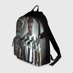 Рюкзак RONALDO 7 цвета 3D-принт — фото 1