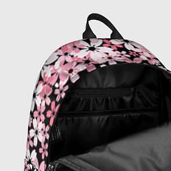 Рюкзак Black Pink: Pink Sakura цвета 3D — фото 2