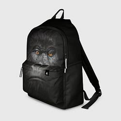 Рюкзак Морда Гориллы цвета 3D-принт — фото 1