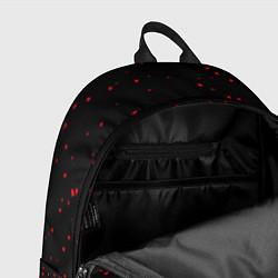 Рюкзак Rockstar Red цвета 3D — фото 2