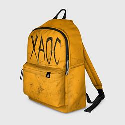 Рюкзак GONE Fludd ХАОС цвета 3D — фото 1