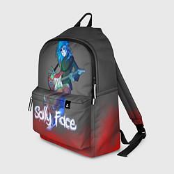 Рюкзак Sally Face: Rock Star цвета 3D-принт — фото 1