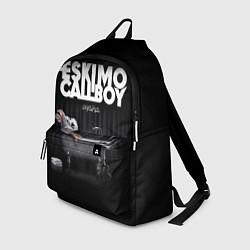 Рюкзак Eskimo Callboy: Crystalis цвета 3D-принт — фото 1
