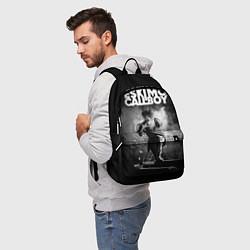 Рюкзак Eskimo Callboy цвета 3D-принт — фото 2