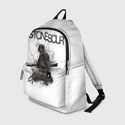Рюкзак Stone Sour: Rage цвета 3D — фото 1