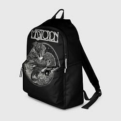 Рюкзак Mastodon: Dark Witch цвета 3D — фото 1