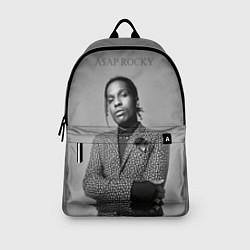 Рюкзак ASAP Rocky: Grey Fashion цвета 3D-принт — фото 2