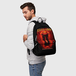 Рюкзак Blind Guardian цвета 3D-принт — фото 2