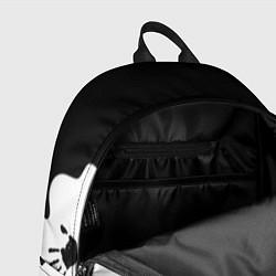 Рюкзак DEATH STRANDING цвета 3D — фото 2