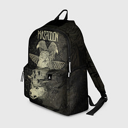 Рюкзак Mastodon цвета 3D-принт — фото 1