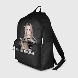 Рюкзак BILLIE EILISH цвета 3D-принт — фото 1