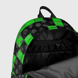 Рюкзак BRAWL STARS цвета 3D-принт — фото 2