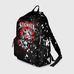 Рюкзак Stigmata цвета 3D-принт — фото 1