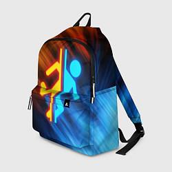 Рюкзак PORTAL цвета 3D — фото 1