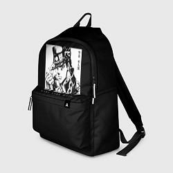 Рюкзак Невероятные приключения джоджо цвета 3D-принт — фото 1
