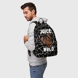 Рюкзак Juice WRLD цвета 3D-принт — фото 2