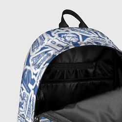 Рюкзак RIVERDALE цвета 3D-принт — фото 2